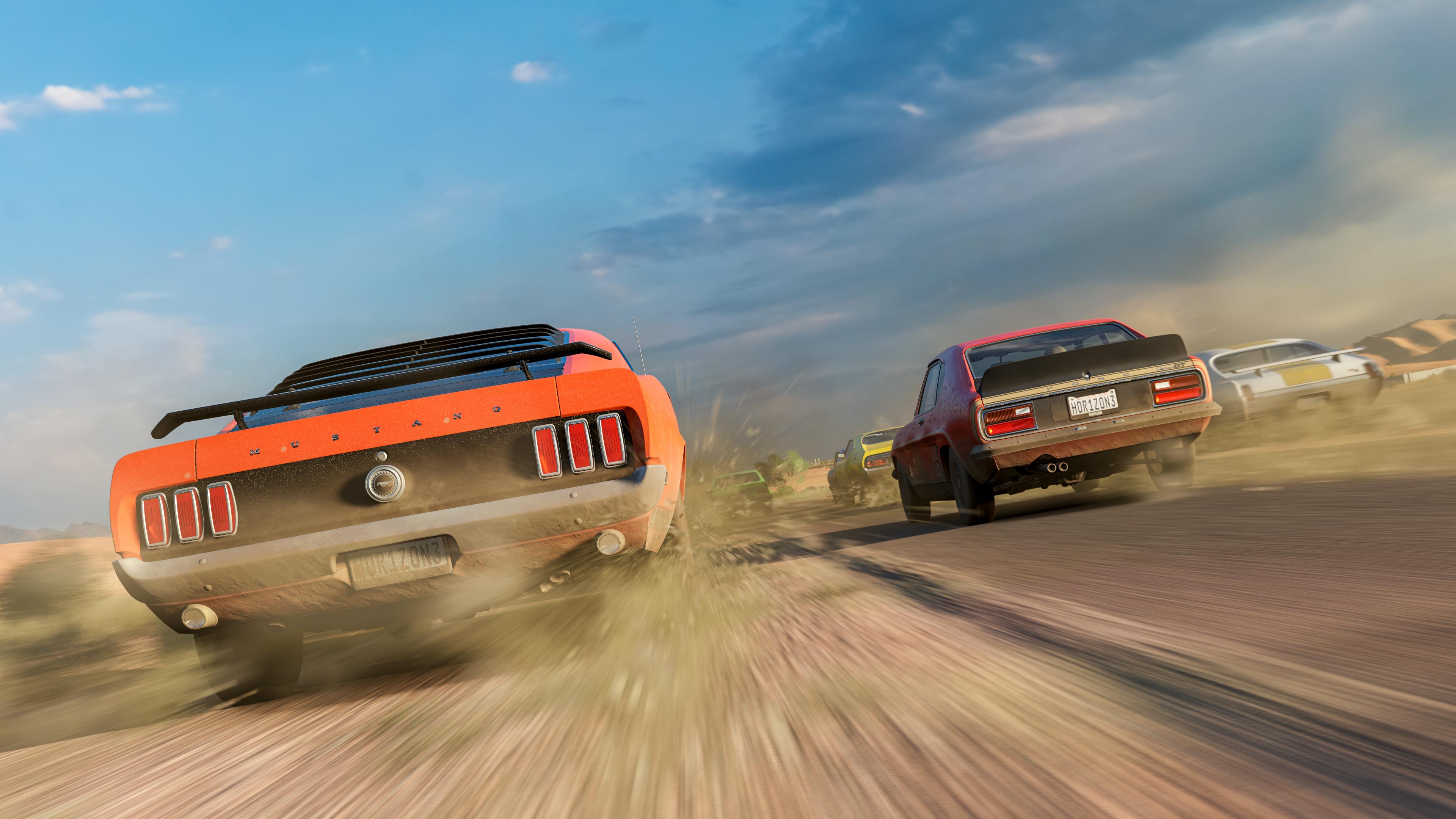 Forza Horizon игра авто бесплатно
