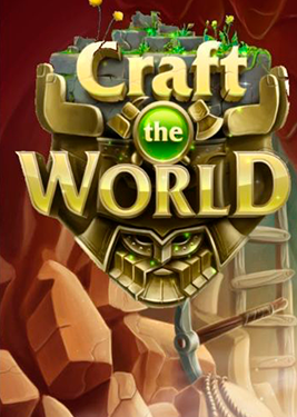 Craft The World постер (cover)