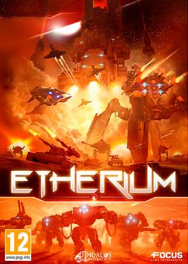 Etherium постер (cover)