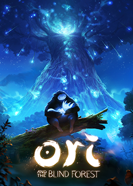 Ori and the Blind Forest постер (cover)