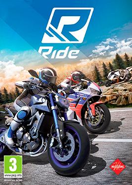 Ride постер (cover)