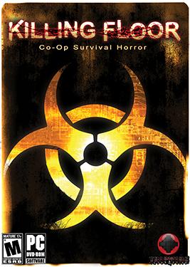 Killing Floor постер (cover)