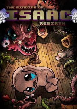 The Binding of Isaac: Rebirth постер (cover)