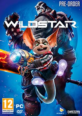 WildStar постер (cover)