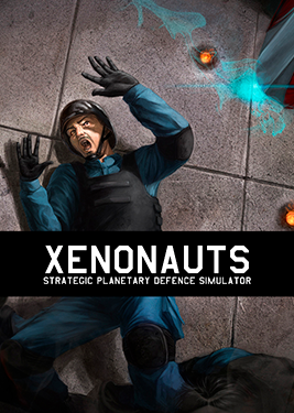 Xenonauts постер (cover)