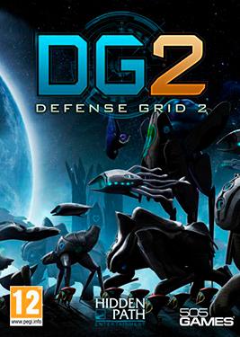 DG2: Defense Grid 2 постер (cover)