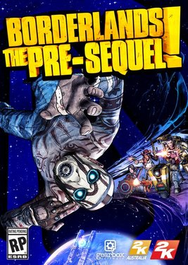 Borderlands: The Pre-Sequel постер (cover)