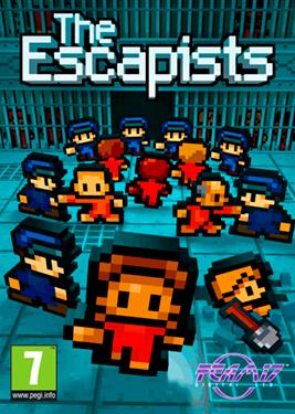 The Escapists постер (cover)