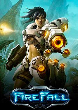 Firefall постер (cover)
