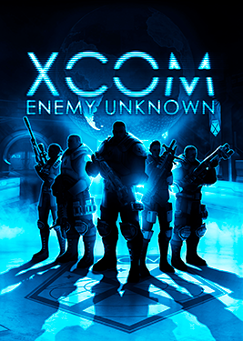XCOM: Enemy Unknown постер (cover)