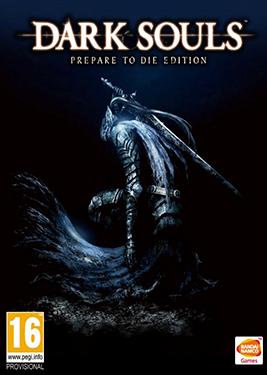 Dark Souls: Prepare To Die Edition постер (cover)