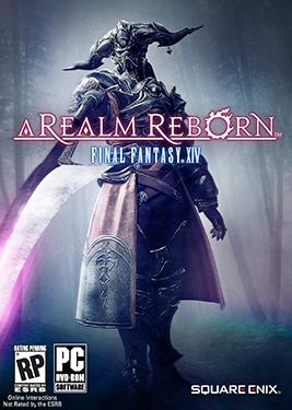Final Fantasy XIV: A Realm Reborn постер (cover)