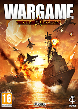 Wargame: Red Dragon постер (cover)