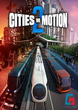 Cities in Motion 2 постер (cover)