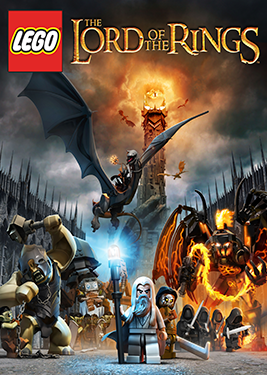 LEGO: The Lord of the Rings постер (cover)