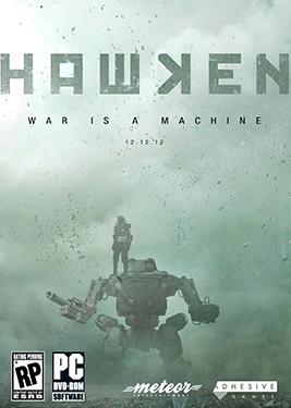 Hawken постер (cover)