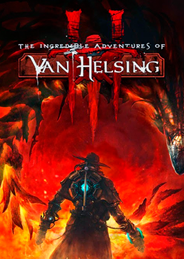 The Incredible Adventures of Van Helsing III постер (cover)