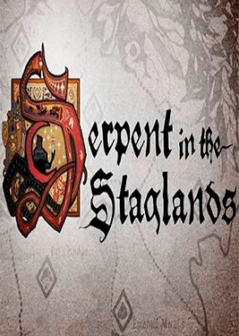 Serpent in the Staglands постер (cover)