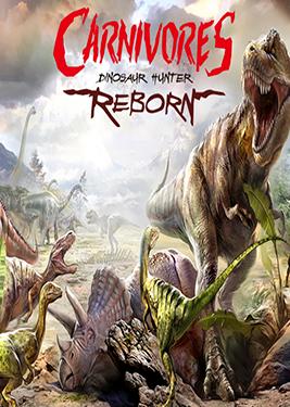 Carnivores: Dinosaur Hunter Reborn постер (cover)