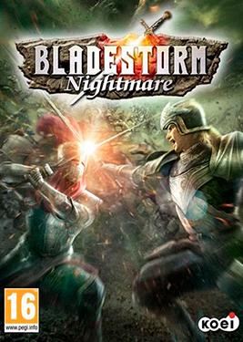 Bladestorm: Nightmare постер (cover)