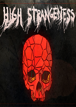 High Strangeness постер (cover)