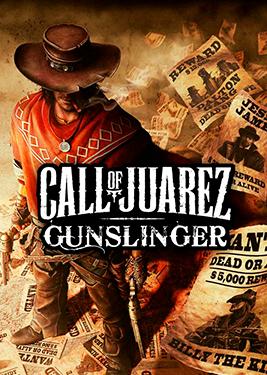 Call of Juarez: Gunslinger постер (cover)