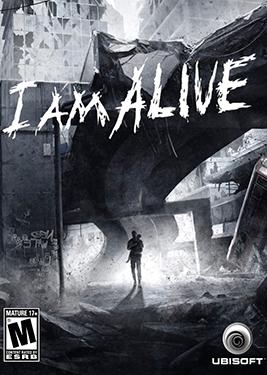 I Am Alive постер (cover)