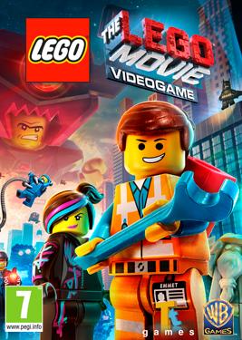 The LEGO Movie: Videogame постер (cover)