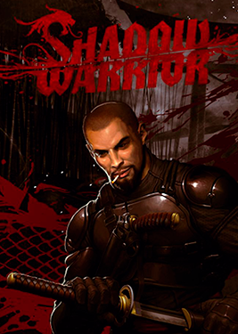 Shadow Warrior постер (cover)