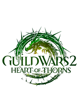 Guild Wars 2: Heart of Thorns постер (cover)