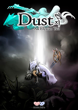 Dust: An Elysian Tail постер (cover)