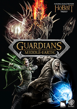 Guardians of Middle-earth постер (cover)