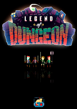Legend of Dungeon постер (cover)