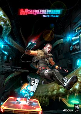 Magrunner: Dark Pulse постер (cover)