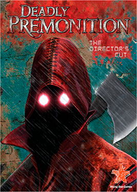 Deadly Premonition: The Director's Cut постер (cover)