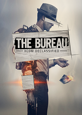The Bureau: XCOM Declassified постер (cover)