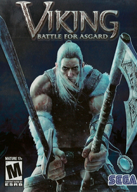 Viking: Battle for Asgard постер (cover)