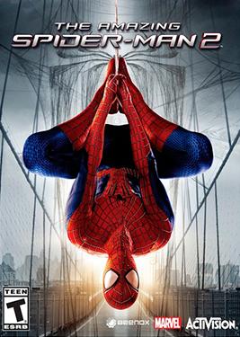 The Amazing Spider-Man 2 постер (cover)