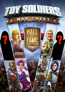 Toy Soldiers: War Chest - Hall of Fame Edition постер (cover)