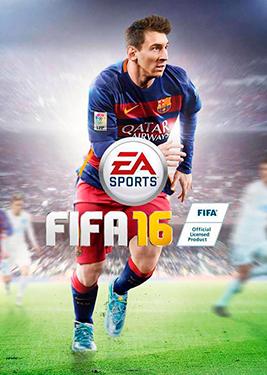 FIFA 16 постер (cover)