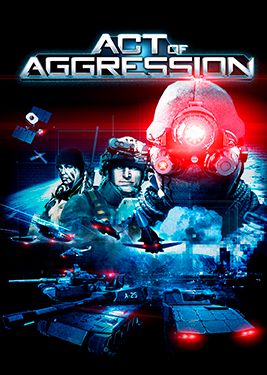 Act of Aggression постер (cover)