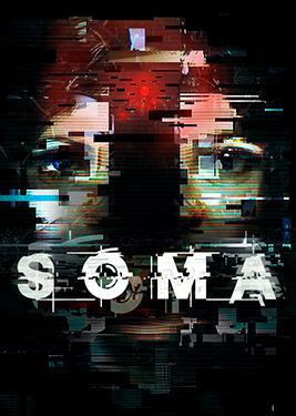 SOMA постер (cover)