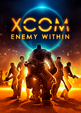 XCOM: Enemy Within постер (cover)
