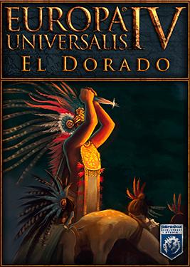 Europa Universalis IV: El Dorado постер (cover)