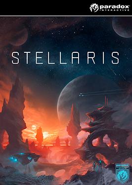 Stellaris постер (cover)