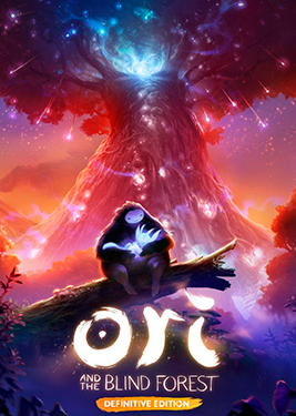 Ori and the Blind Forest: Definitive Edition постер (cover)