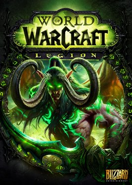 World of Warcraft: Legion постер (cover)