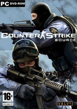 Counter-Strike: Source постер (cover)