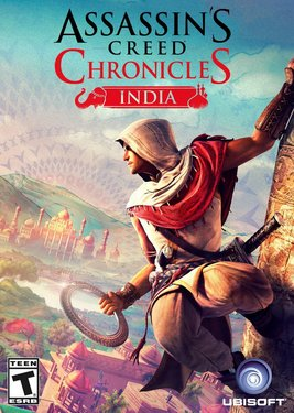 Assassin's Creed Chronicles: India постер (cover)