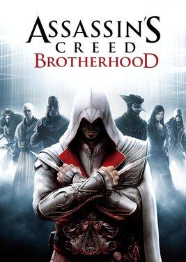 Assassin's Creed: Brotherhood постер (cover)